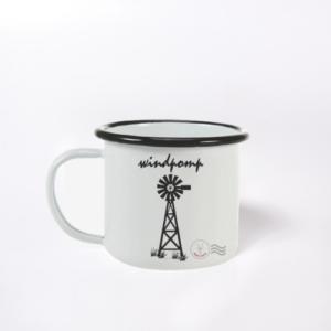 Enamel Mug sublimated windpomp