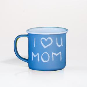 Enamel Chalk Mug